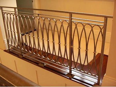 Emejing Indoor Balcony Railing Gallery Interior Design