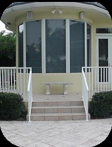 exterior stair railings 25 230x300