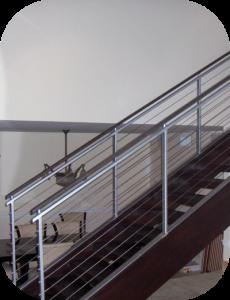 railings 203