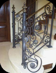 railings 205