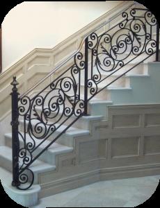 railings 213