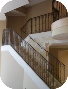 railings 217