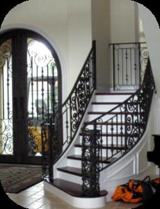 railings 228