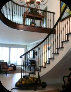 railings 230