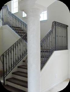 railings 236