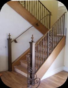 railings 242