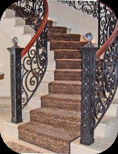 railings 244